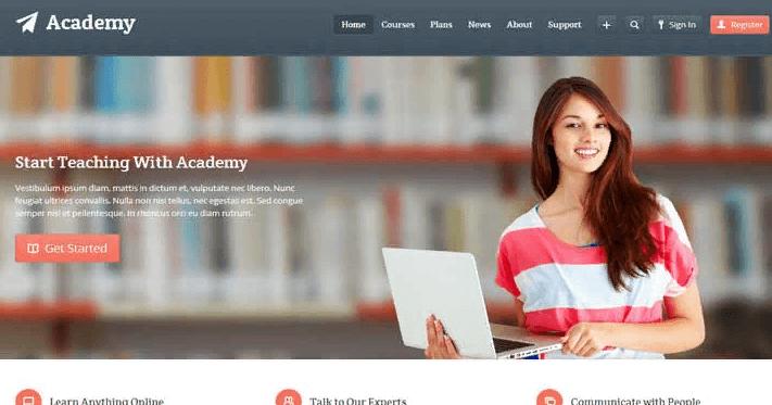 Lợi ích của website dạy học trực tuyến đối với học sinh, học viên