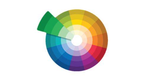 Nguyên tắc phối màu đơn sắc