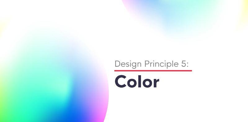 Nguyên tắc phối màu trong thiết kế website