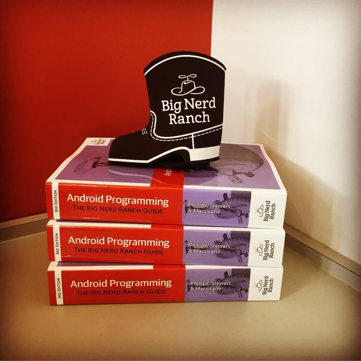 Tài liệu học lập trình Big Nerd Ranch